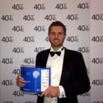 40 Under 40 Award 2