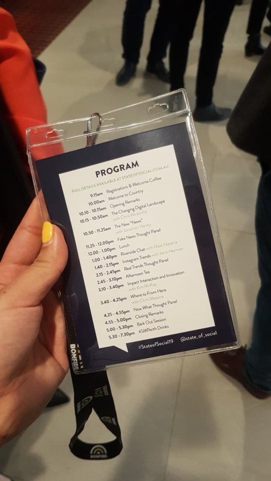 Jam-packed program